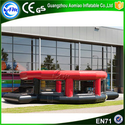 Customized inflatable panna soccer,Panna soccer cage for football game