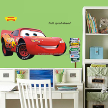 Wholesales Custom Art PVC Decal Removable Kids 3D Wall Sticker