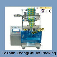 Automatic Shampoo Packing Machine with PLC touch screen