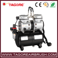 TG230T household air compressor double cylinder air compressor