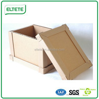 Recycled Paper Honeycomb Box