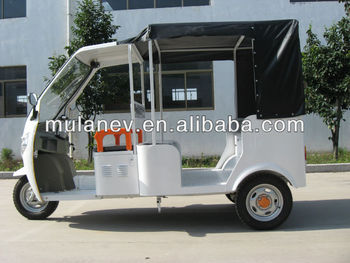 highlight three wheel best design for 4-6 passengers,for taxi