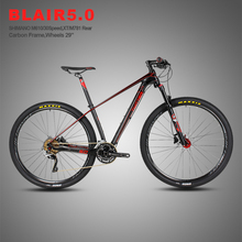 30 Speed 17 inch 19 inch Superlight MTB 29 Complete Carbon Fiber T900 Frame Carbon Bicycle Mountain Bike 29er for Sale