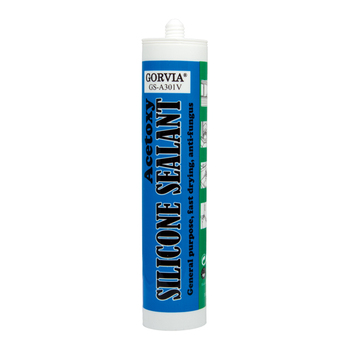 GS-Series Item-A301Vclear shower silicone sealant