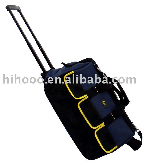 1680D polyester Trolley tool bag
