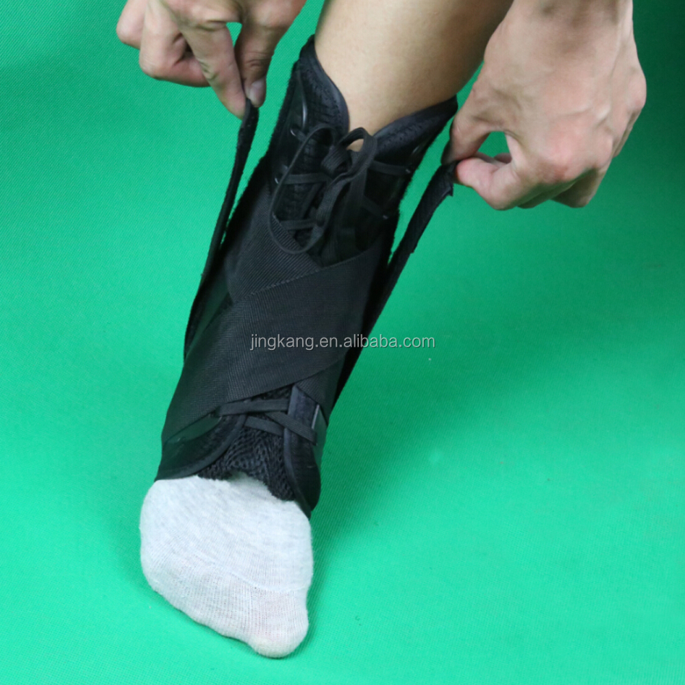 plastic ankle brace neoprene waterproof ankle support orthopedic foot ankle immobilizer