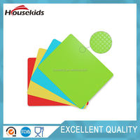 Extra Thick Flexible Plastic Cutting Board