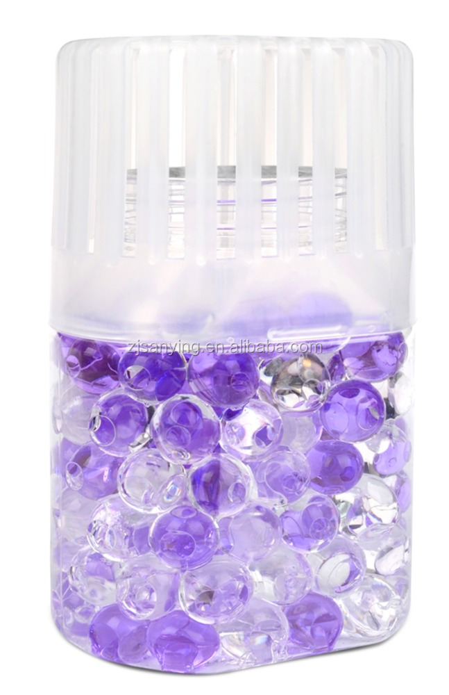 Long-lasting Fragrance Solid Gel Perfumes,Crystal Beads Air Freshener