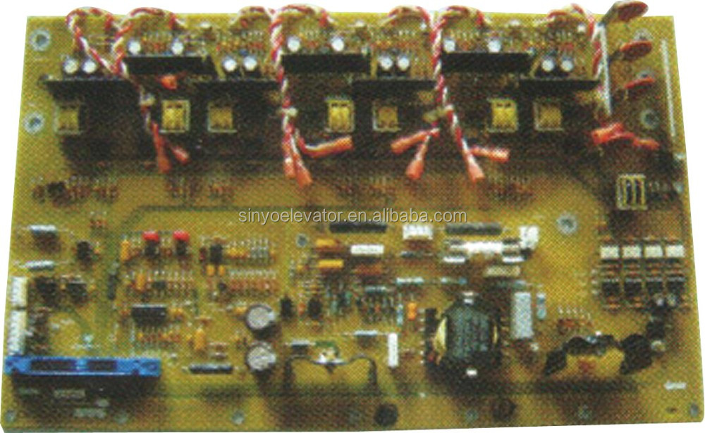 OVF30 Inverter Drive PC Board For Elevator AGA26800UD2