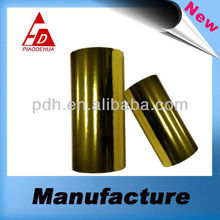 BRIGHT GOLD 80MICRON PET LAMINATION ROLL FILM