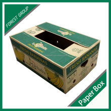 OEM TOP AND BOTTOM TYPE PACKING BANANA CARTON BOX