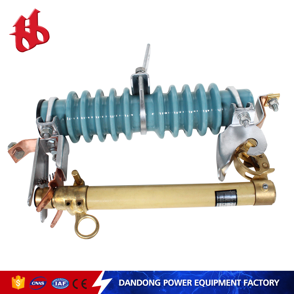 (H)RW11-12/(100-200) type AC high voltage factory power system applicating dropoff fuse