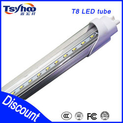Factory price 18W rgb 1200mm LED Tube light t8