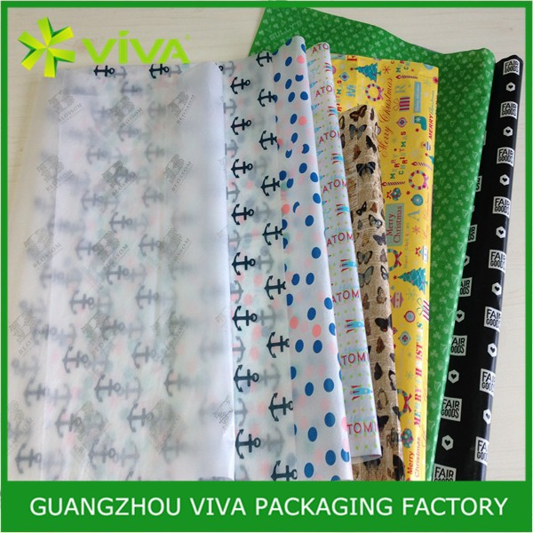 Alibaba Best Selling, High Quality Logo Tissue Paper,luxury color custom printed Tissue Paper wrapping