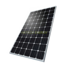 260w monocrystalline solar panel pv module with TUV CE ISO