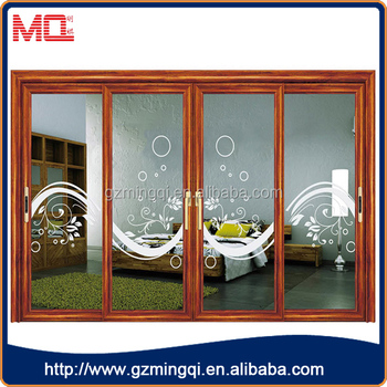 Sliding Glass Doors With Built In Blinds For Sale View Hotel