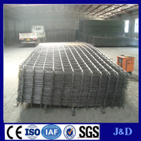New products 10 Gauge 6x6 reinforcing Galvanized Welded Wire Mesh