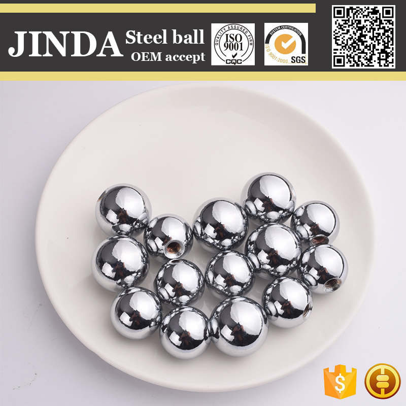 Mirror Suface SGS 304 stainless steel chrome plated magnetic steel ball