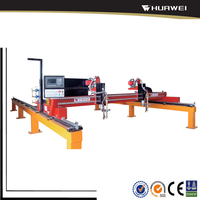 low cost CNC plasma/flame high quality cutting machine