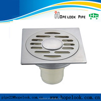 High water form floor drain