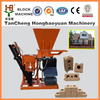Simple ECO BRAVA 1-15 brick making machine /super eco interlocking brick maker