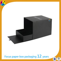 luxury drawer design recycled cardboard paper gift case