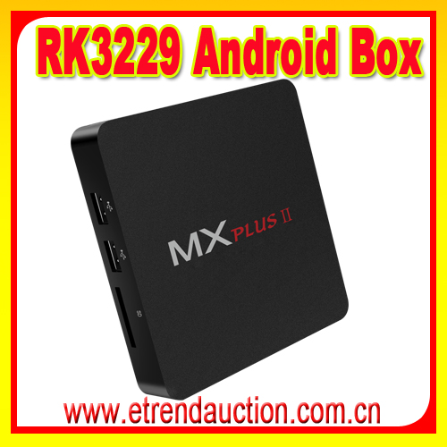 New Chip 1000M LAN 1G/8G Amlogic S905 Quad Core MX plus Pro Android 5.1 TV BOX 2.4GHz WiFi BT4.0 KODI Better than Old MXplus2