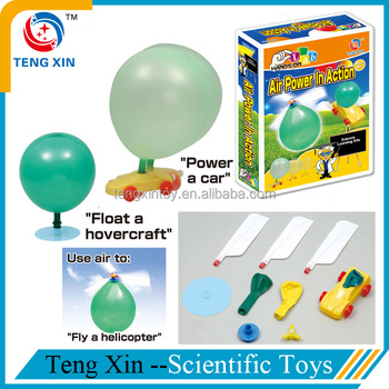 Funny baby science toys
