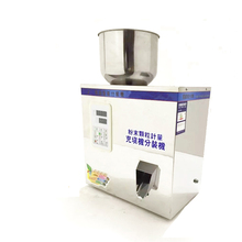 2-100g Small Scale Chemical Powder Filling Machine
