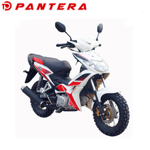 Chongqing Advanced Adult Gas 110cc Two Wheel Motorcycle