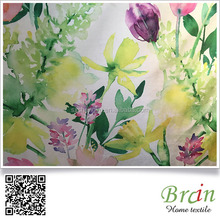 2016 New Design Burnout Silk Velvet Printed Fabrics in China Manufacturers