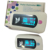 Promotions Gift 2017 New Fingertip Pulse Oximeter SPO2 Pulse Rate Oxygen Monitor Sound Alarm Different Directions Display