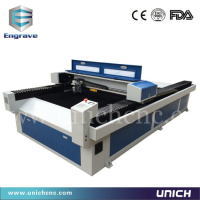 Metal and non-metal mixed low cost laser cutting metal machine
