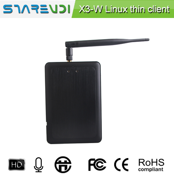 5W low consumption thin client RDP cloud computing green computer