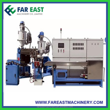 2016 hot sales Aluminium/ Copper Wire Insulation Extrusion Production Line Machine for Insulation Suitable for PVC Compound