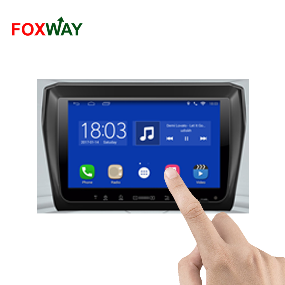 FOXWAY wholesale all in one car audio system for suzuki swift