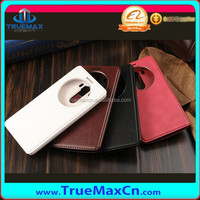 Wholesale in bulk for lg g3 lether case made in China