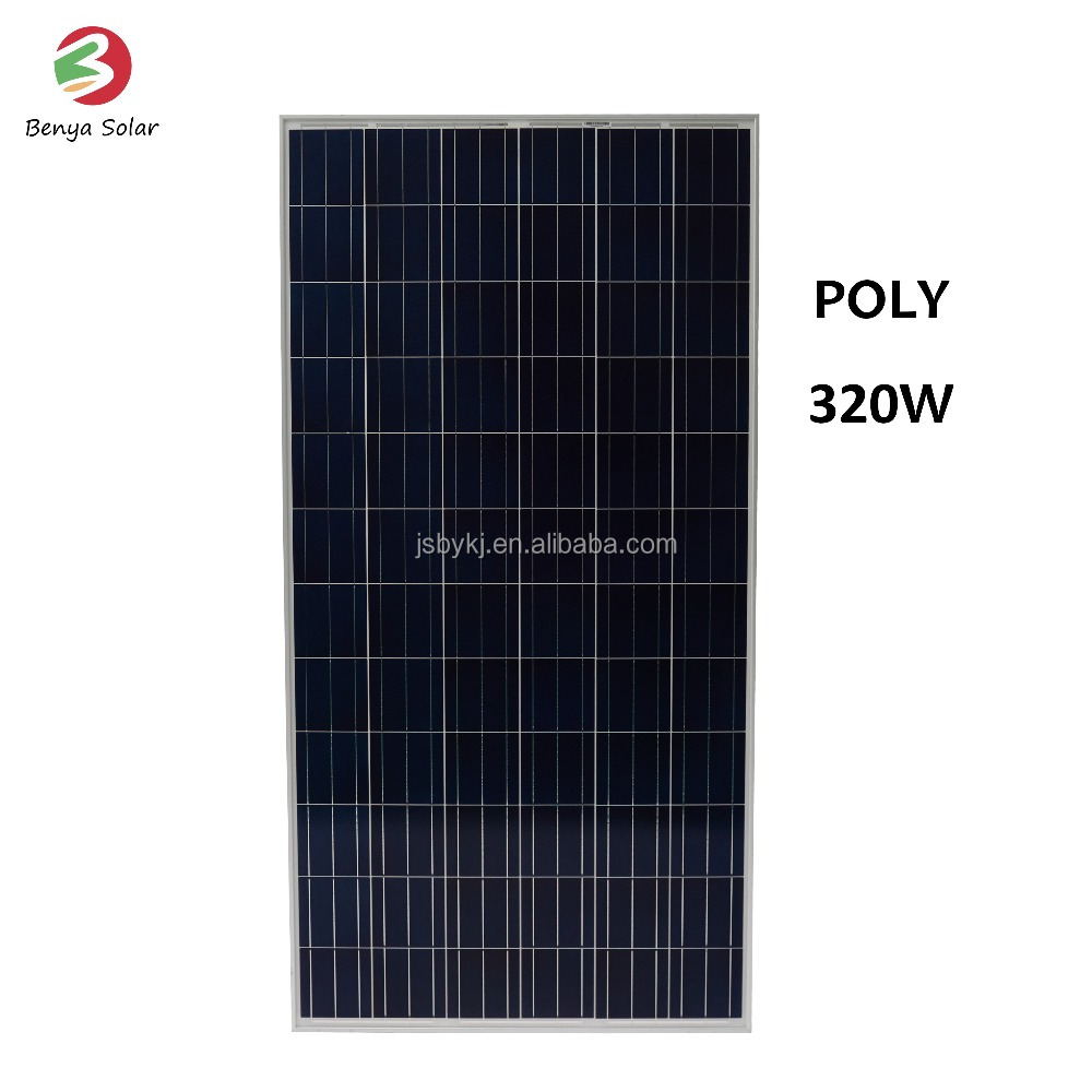photovoltaic 320w polycrystalline solar cells solar panel