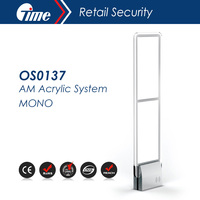 ONTIME OS0137 EAS system/ eas no false alarming acrylic antenna/ electronics board