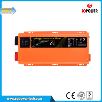 Best Pure Sine Wave Power Inverter 1000 Watt 12 Volt DC to 120 Volt AC for Car Battery