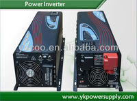 High quality dc to ac inverter 3000w pure sine wave inverter charger