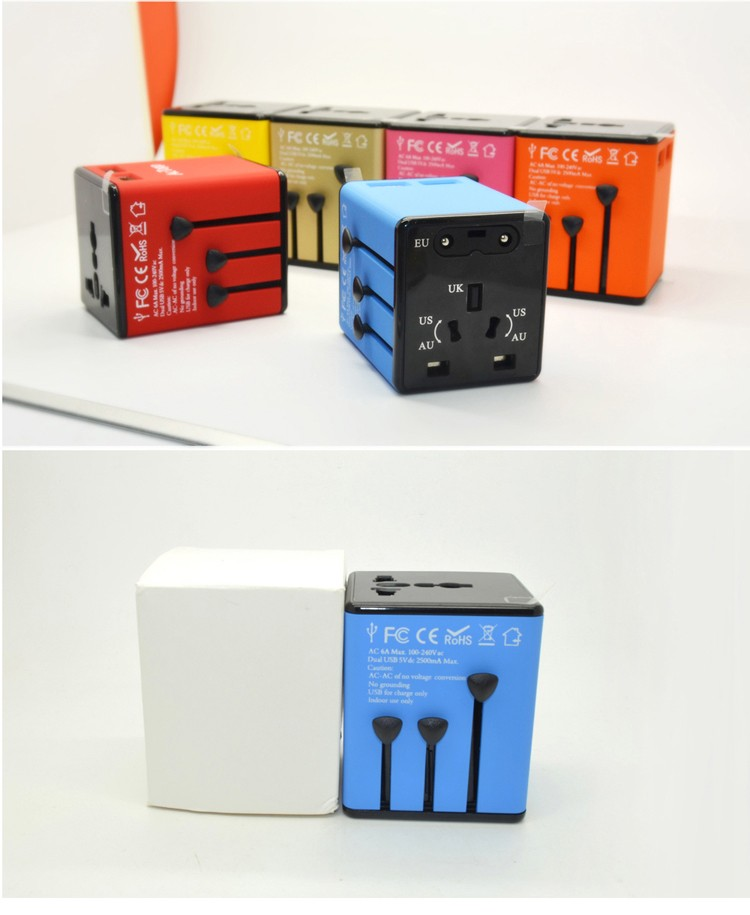 Guangzhou travel electric adapter souvenir small indian gift items