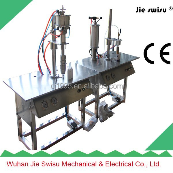 drug aerol filling machine