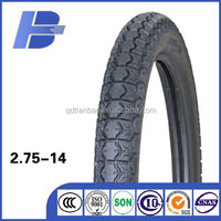 High quality motorbike tyre/ 2.75-14 motorcycle tyre / tire manufacturer