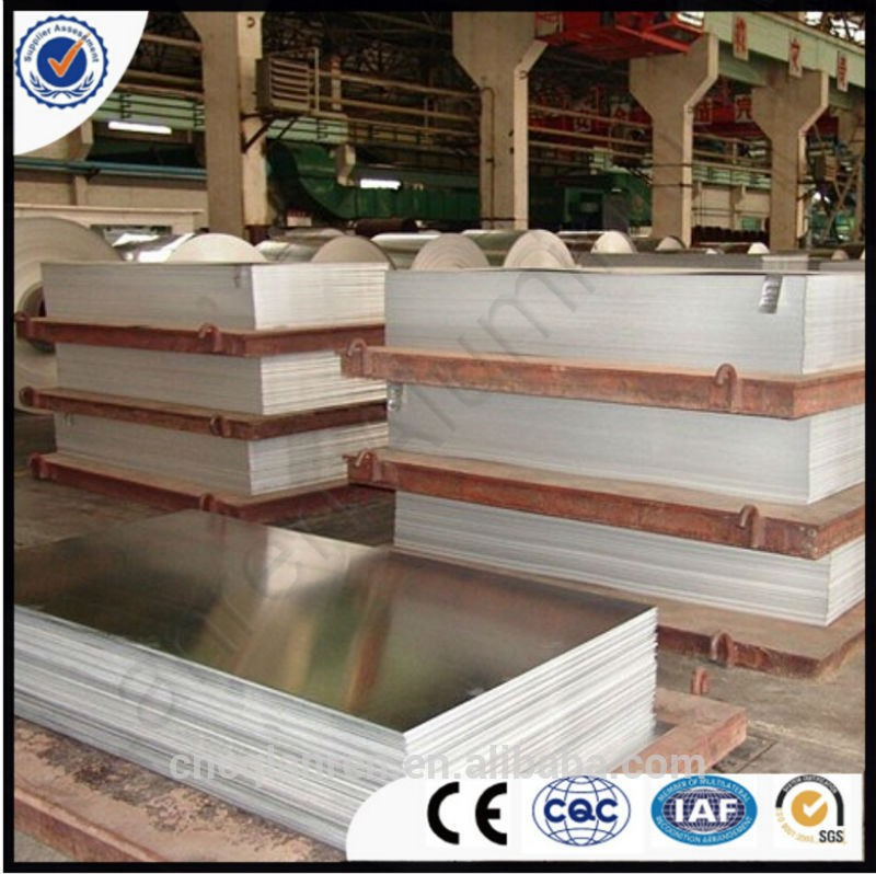 Aluminium plate 7075 T651 and T7351 for Aerospace structures