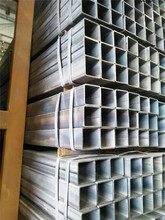 SS400 square steel pipes japan standard