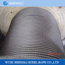 Hot Dipped Galvanized Type Steel Wire Strand