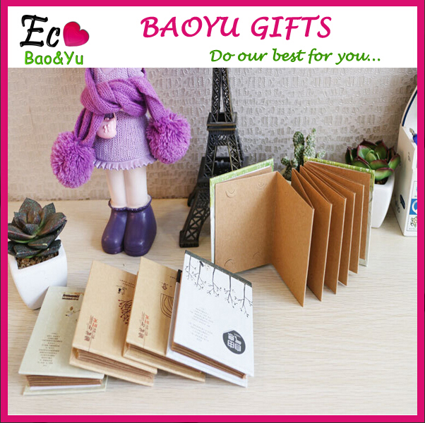 Mini Carry DIY Manual Folding Photo Picture Frame
