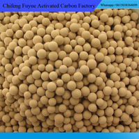 13X molecular sieves for separation of enriched oxygen from air