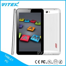 Best Selling MTK 8382 Quad Core Quad Band GSM 7 inch 3G Tablets